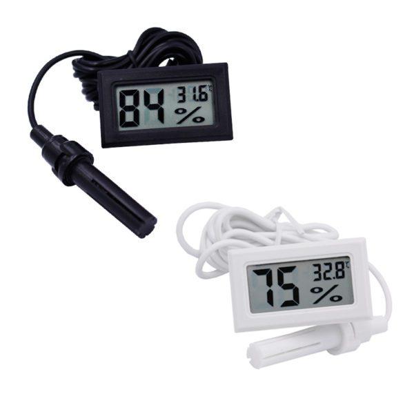 Digital Incubator hygrometer