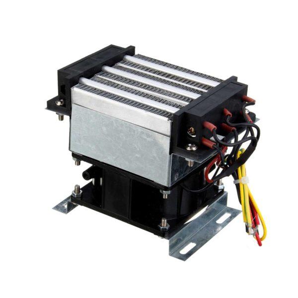 Incubator heater fan combo