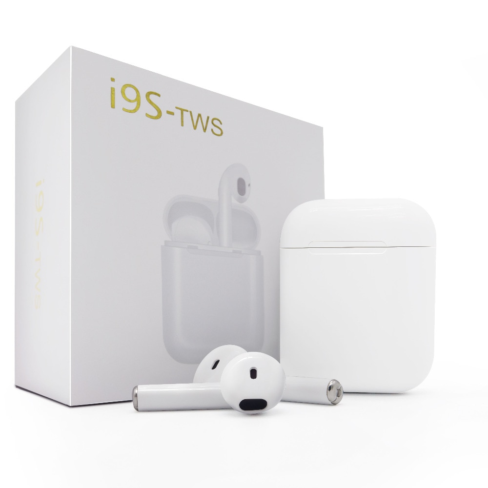 Ifans I9s Tws Twins Earbuds Mini Wireless Bluetooth Earphones Air Pods Stereo Headsets