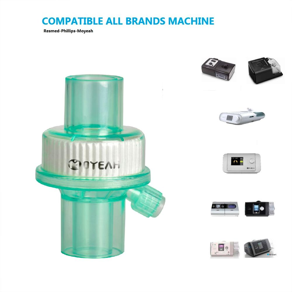 Bacterial Viral Filter for CPAP and BiPAP Machines 2